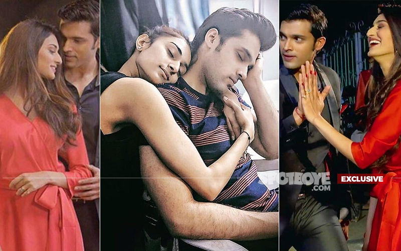 "Erica Fernandes And Parth Samthaan Get Closer. Khabris Say, ""It's Love"""