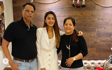 Erica Fernandes Moves Out Of Her Family House As She Resumes Shooting For Kasautii Zindagii Kay 2; Says, 'Don't Want To Risk It'