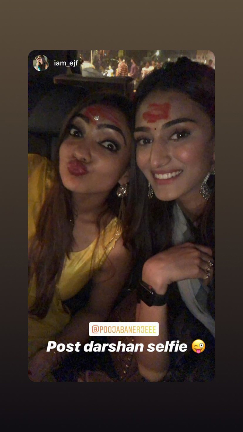 erica fernandes instagram stories