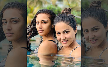 "Erica Fernandes Is ""Ashamed"" For Not Bonding With Hina Khan Earlier; Komolika Replies, ""Better Late Than Never"""