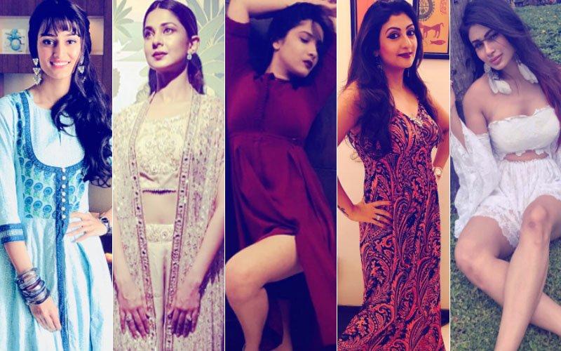 BEST DRESSED & WORST DRESSED Of The Week: Erica Fernandes, Jennifer Winget, Ankita Lokhande, Juhi Parmar Or Mouni Roy?