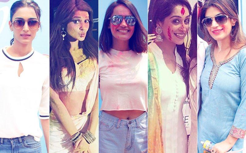 BEST DRESSED & WORST DRESSED This Holi: Erica Fernandes, Jennifer Winget, Surbhi Jyoti, Dipika Kakar Or Bandgi Kalra?