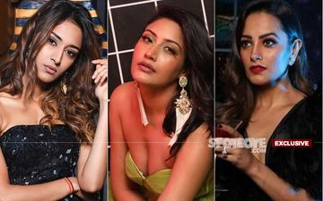 Erica Fernandes, Surbhi Chandna, Anita Hassanandani Make A Splash In Tanmay Mainkar's 2020 Calendar- EXCLUSIVE