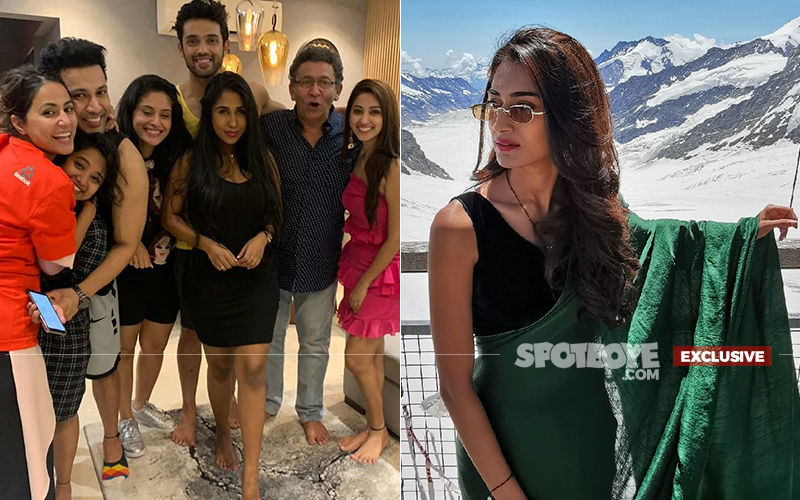 Erica Fernandes Wasn't Invited For Parth Samthaan's House-Warming Party?- EXCLUSIVE