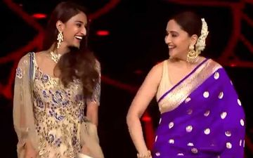 Dance Deewane 2: Erica Fernandes' Face-Off With Madhuri Dixit On Ghagra Is A Treat To Sore Eyes – Watch TB Video