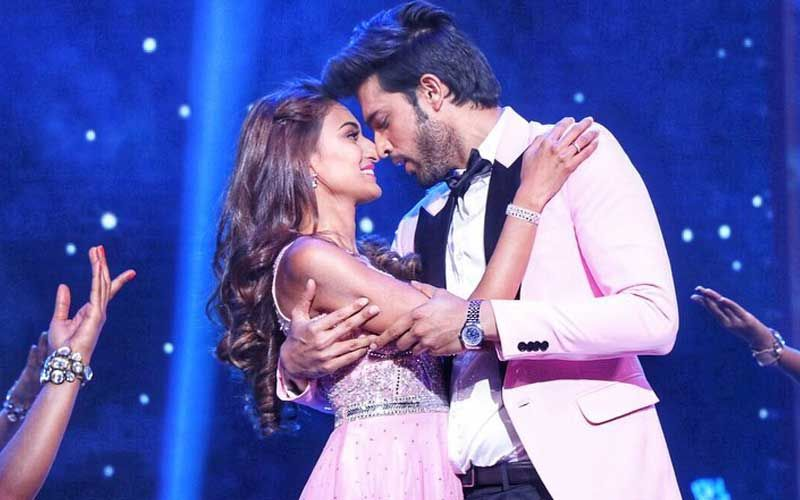 Erica Fernandes Teases Ex-Boyfriend Parth Samthaan With A 'Flirty Smile'; Actor Calls Her A 'Constant' In Her Life