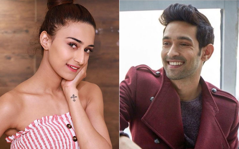 """I Have A Huge Crush On Vikrant Massey And I Find Him Extremely Cute,"" Reveals Erica Fernandes"