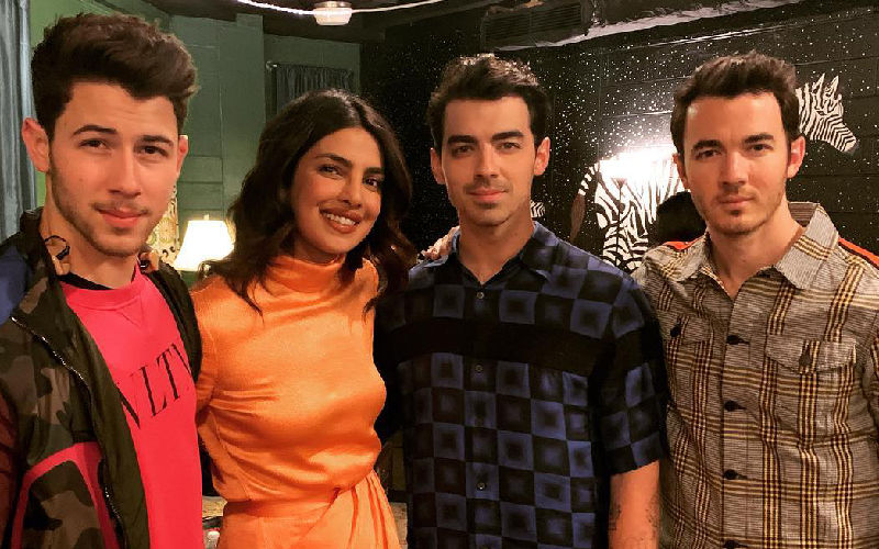 Priyanka Chopra Rubbishes Divorce Rumours; Attends Her First Jonas Brothers Concert