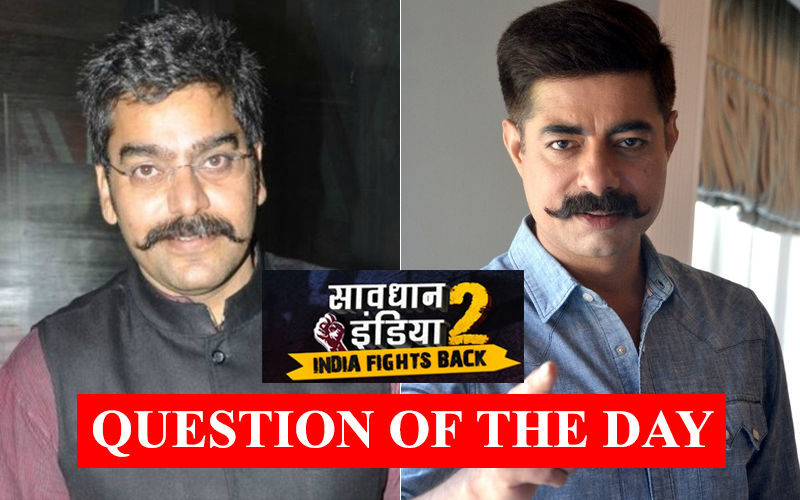 Is Ashutosh Rana The Right Choice To Replace Sushant Singh In Savdhaan?