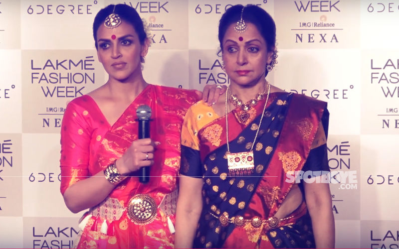 Angry Esha Deol Storms Out Of A Press Conference After Presenter Interrupts- Watch Video