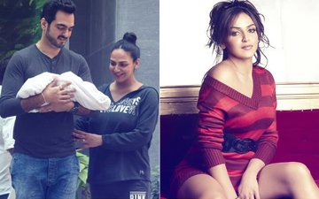 Esha Deol Names Her Daughter As Radhya