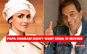 Esha Deol Talks About Her FIRST Compliment From Dharmendra After 17 Years, 'Daddy Hadn't Seen Any Film Of Mine Till Now'- EXCLUSIVE