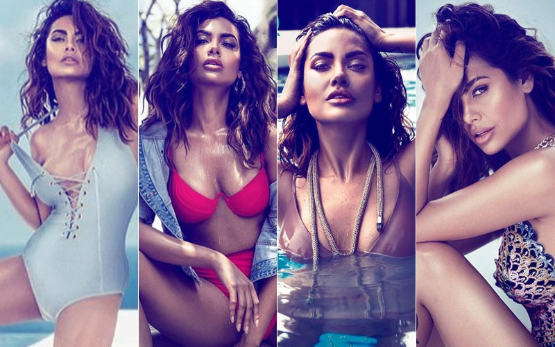 Sexy Siren Esha Gupta Turns Up The Heat With Her Hot Bikini Avatar!