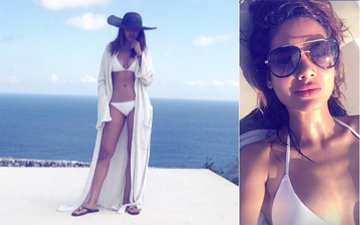 Esha Gupta Turns Up The Heat With Her Sizzling Bikini Avatar