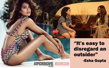 "Esha Gupta Slaps Trolls, ""If You're Not Feeding Me, Financing Me Or F Word-Sleeping With Me, Then Your Peanut Doesn't Matter"""