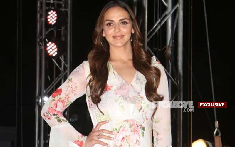 Esha Deol Takhtani On Her Daughters Radhya And Miraya: 'Both Of Them Love To Dance On Dilbara From Dhoom'-EXCLUSIVE