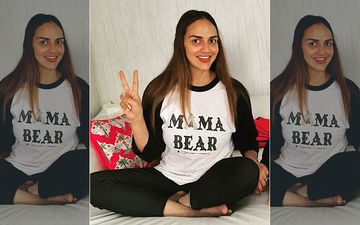 Esha Deol Blessed With A Baby Girl; Names Her Miraya
