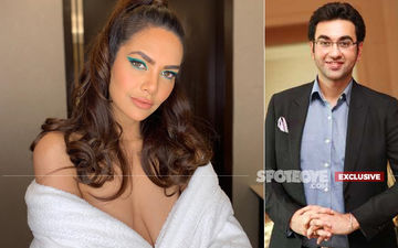 Esha Gupta's Alleged Offender, Rohit Vig Is Running Away From The Media!- EXCLUSIVE