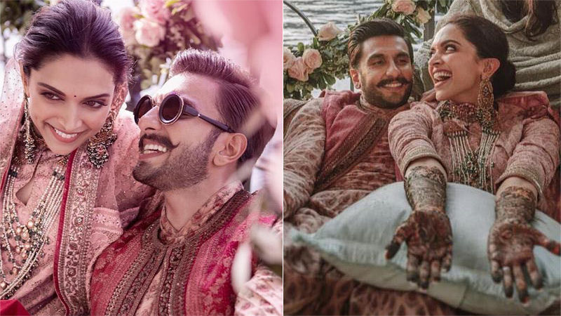 Deepika Padukone-Ranveer Singh Mehendi Ceremony: Inside Pictures, Ecstasy Incomparable!