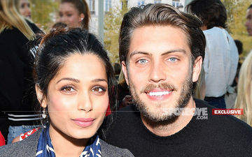 Freida Pinto Meets The Man Of Her Dreams, To Walk Down The Aisle Next Year