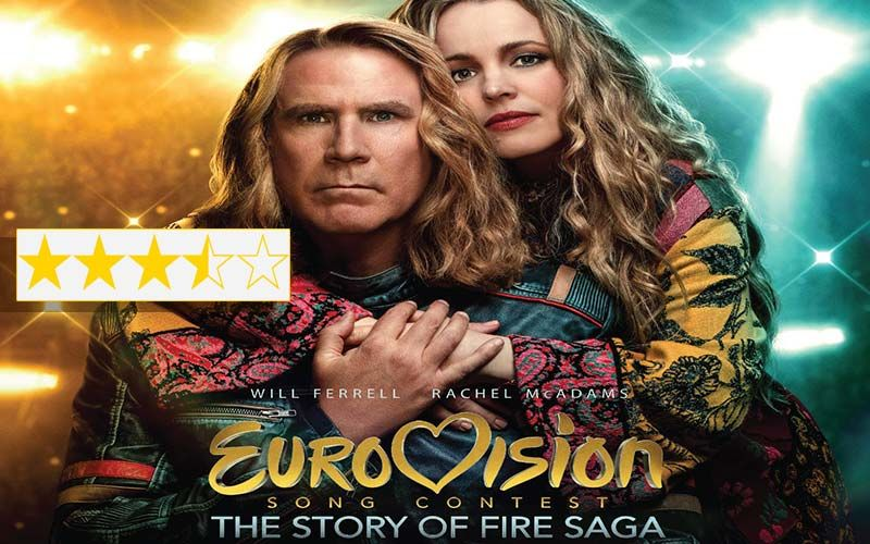 Eurovision Song Contest The Story Of Fire Saga Review: Will Ferrell And Pierce Brosnan's Movie Strings Together A Series Of Insane Laughs