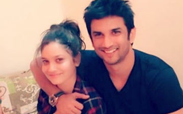 Ex-Lovers Ankita Lokhande-Sushant Singh Rajput Reunite On Instagram