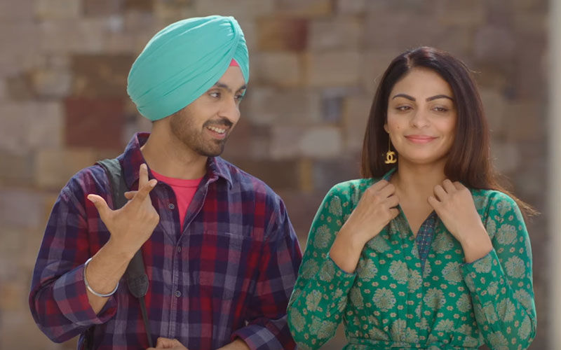 Exclusive! Diljit Dosanjh's Expensive Song From Shadaa Now Playing Only on 9X Tashan