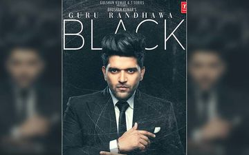 Exclusive! Guru Randhawa's New Single 'Black' To Play Only On 9X Tashan