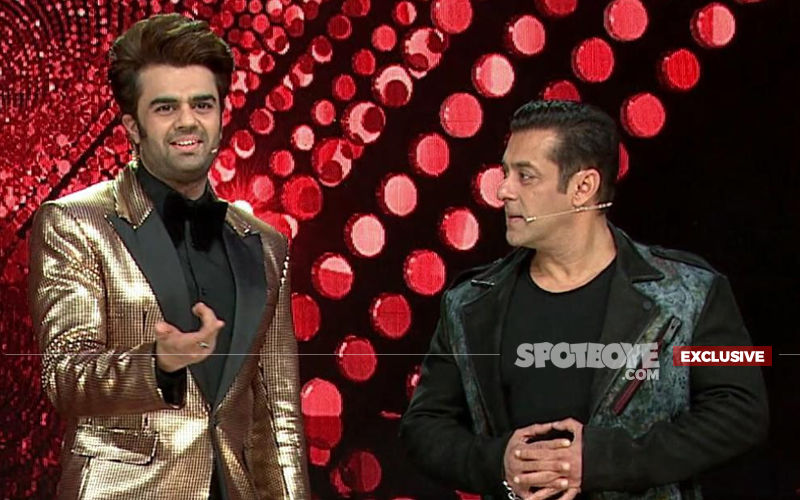 EXCLUSIVE Picture: Salman Khan And Maniesh Paul To Co-Host First Episode Of Nach Baliye 9