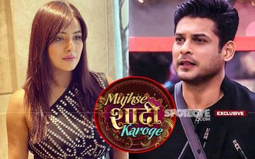 SHOCKING: Shehnaaz Gill WALKS OUT Of Mujhse Shaadi Karoge Finale, Ditching All Contestants For Sidharth Shukla- EXCLUSIVE