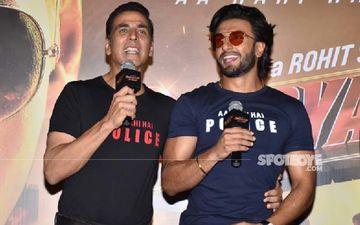 Sooryavanshi Trailer Launch: Akshay Kumar Slams A Journalist For Asking A 'Kameena' Question To Ranveer Singh- WATCH