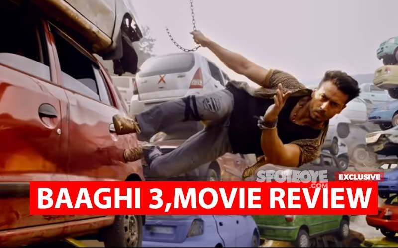 Baaghi 3, Movie Review: HI To Tiger Shroff's BAAG Of Colossal Action But Hum Nahin Huye Ghayal