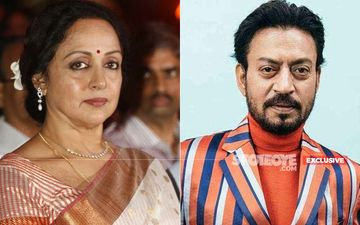 Irrfan Khan Death: Hema Malini Expresses Grief,  'Very Sad That Such A Wonderful Actor Passed Away'- EXCLUSIVE
