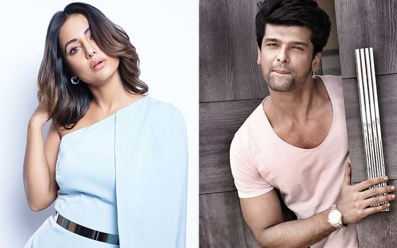 Kushal Tandon Called Hina Khan TEACHER On The Sets Of Their Film Unlock, Here's Why