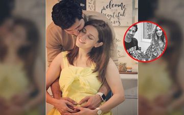 Ekta Kaul Has A Virtual Godbharai In This Lockdown Period With Hubby Sumeet Vyas By Her Side: VIEW PIC