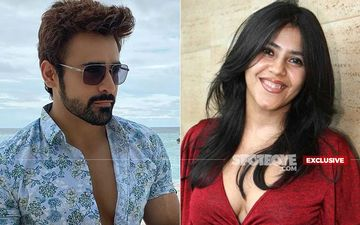 Naagin 3 Actor Pearl V Puri On His First Meet With Ekta Kapoor: 'I Was Extremely Nervous And Didn't Want To Annoy Her'- EXCLUSIVE