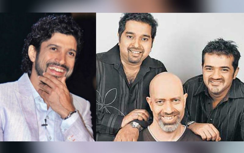 Farhan & Shankar Ehsaan Loy Get Musical For SpotboyE