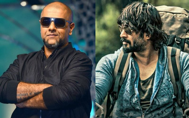 Vishal Dadlani's Gruff Vocals Rock The Saala Khadoos Title Track
