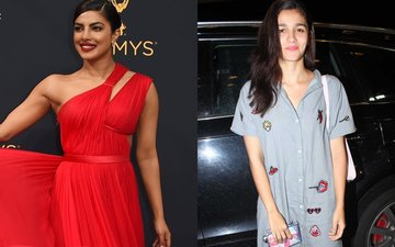 SOCIAL BUTTERFLY: Priyanka's Red Hot Look At The Emmy's, Alia's All Girls Spanish Holiday, Akshay Kumar's Elder One Is A Party Boy