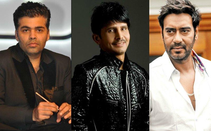 Karan Johar Breaks His Silence Over ADHM-Shivaay-KRK Controversy