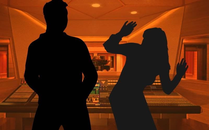 Composer Pulls His Pants Down To 'Help' Female Singer With Erotic Number