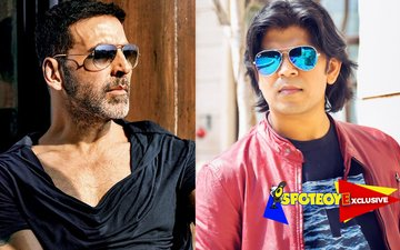 Akshay Kumar cuts Ankit Tiwari to size