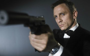 Daniel Craig no more James Bond