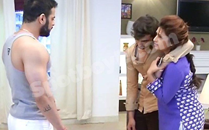 TV SPOILER: Aditya Bhalla Is Drunk And Heartbroken