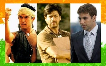 Republic Day Special: When Aamir, SRK, Akshay evoked our sense of patriotism