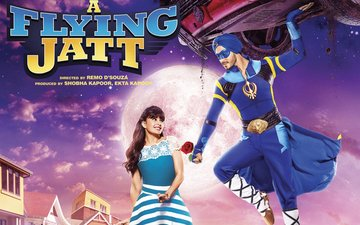 Not exactly a flying start to A Flying Jatt