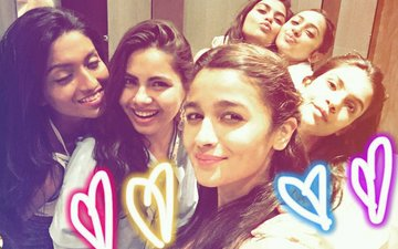 What Was Alia Bhatt Doing In Spain?