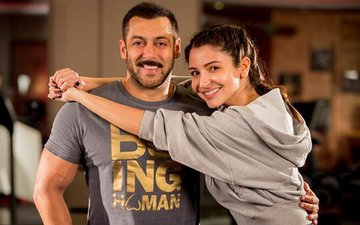 Anushka Sharma opposite Salman in Sultan