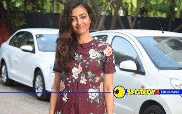 Sexy Radhika Apte returns to Marathi cinema