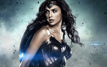 Wonder Woman wraps up shooting